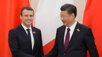 China's Xi urges France to help restart talks on North Korea