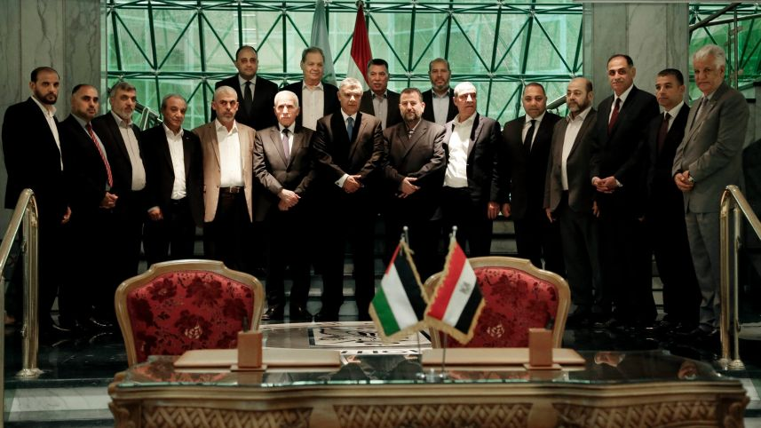 U.S.: If Hamas Wants Any Role in Palestinian Government, It Must Disarm and Recognize Israel