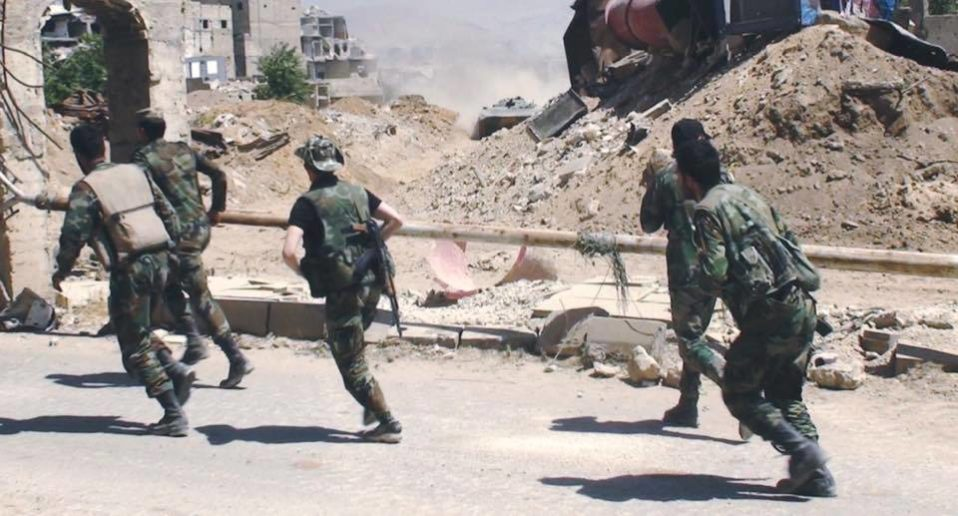 Syrian Army advances in Golan Heights after renewing offensive
