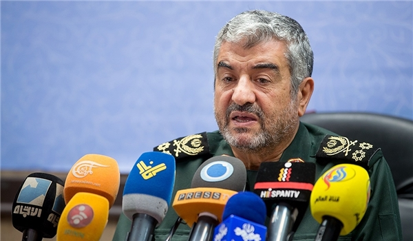 IRGC Commander: Any New War Ends in Israel's Annihilation
