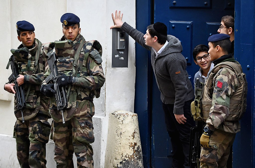 France: Muslims In, Jews Out