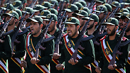 Iranian military force taking shape right under Israel's nose