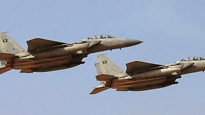 Intensified coalition strikes on Sanaa; Ministry of Defense hit