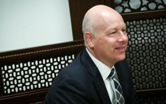 US envoy warns Islamic Jihad attack threat harming Gazans