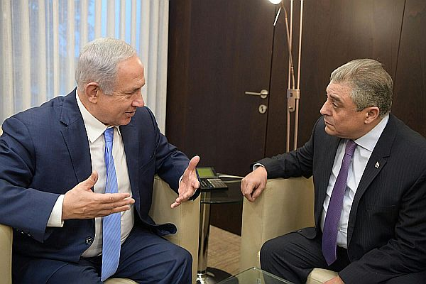 'Peace Between Israel and Egypt is Robust'