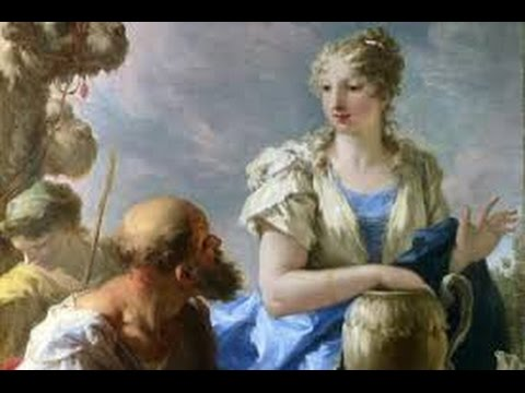 Genesis Message 53 A Bride for Isaac Pt. III – He Marries Rebecca