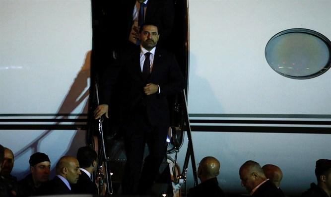 Lebanese PM returns to Beirut
