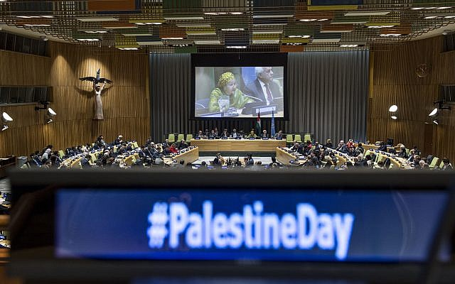 UN marks Palestine Day with fresh slew of resolutions condemning Israel