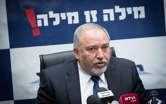 Defense minister unmoved by threats of violence over Jerusalem recognition