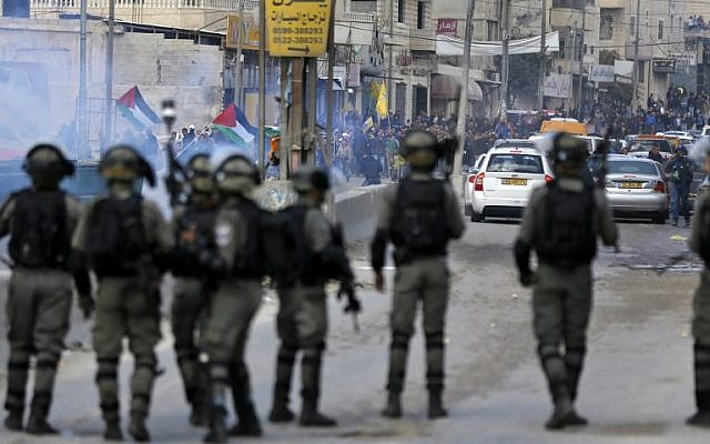 Clashes break out in West Bank and Gaza for second Friday in a row