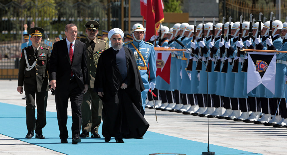 New Era of Middle East Politics: Are Turkey-Iran Relations Genuinely Improving?