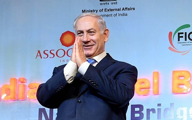 Netanyahu says $500m Israel-India arms deal back on the table