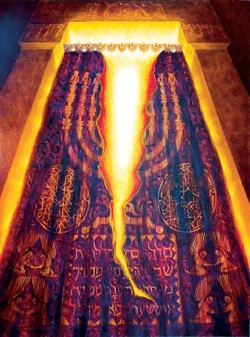Tearing Of The Temple Curtain: Why Was This Significant?