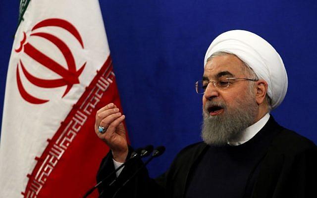 Israel said to have conveyed a warning to Iran before Saturday's flareup