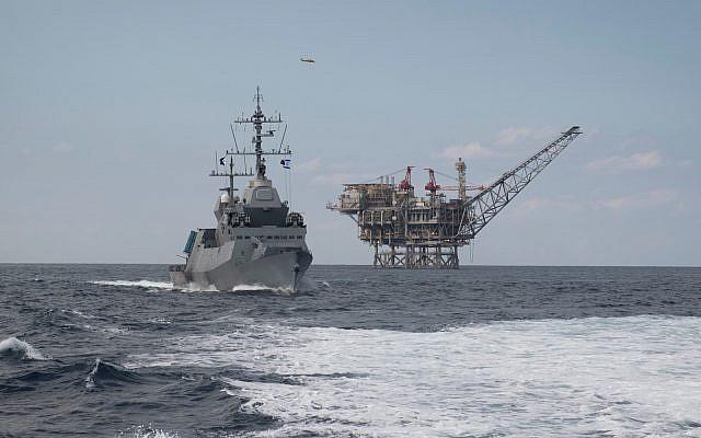 Tensions flare in east Mediterranean gas scramble