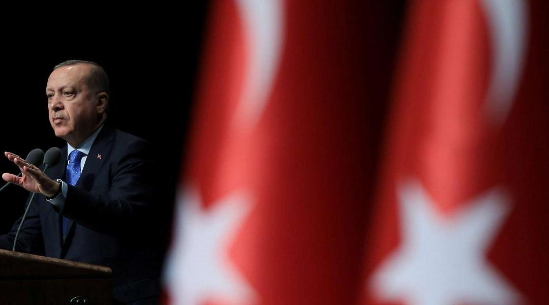 """Erdogan warns USA: """"It will be a scorching summer"""""""