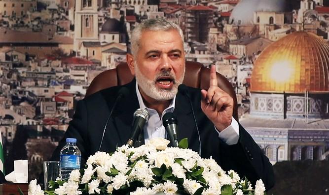 Haniyeh on U.S. Terror Designation: Null and Worthless