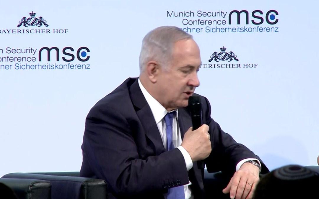 PM Netanyahu at Munich Security Conference – Q&A