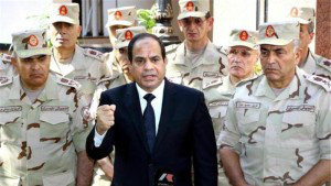 ISIS calls on fighters to disrupt Egypt's vote with attacks