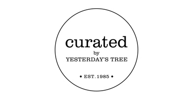 Curated by Yesterday's Tree logo