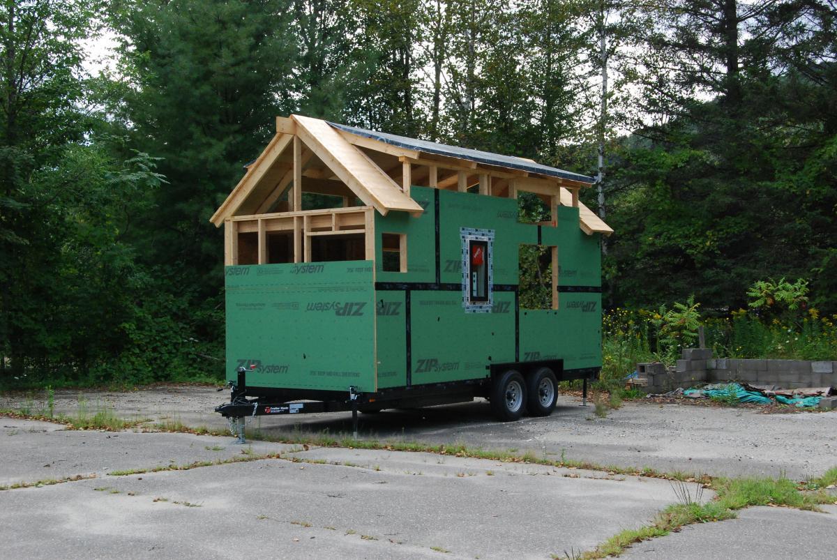 Tiny House Design Build Yestermorrow Design Build School