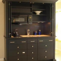 Kitchen Armoire Faucets Pull Down Mini Wins Awards Yestertec Works Open Above Full Size For Publication 0