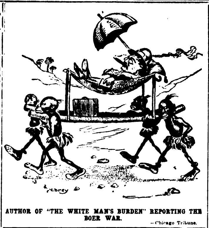 The White Man's Burden (5/6)