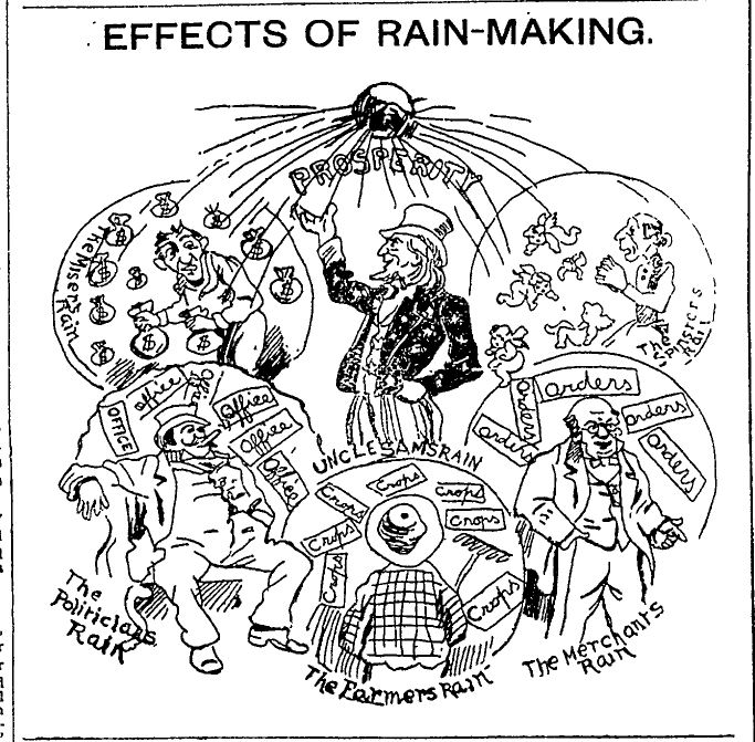 The History Of Weather Modification, How Far Back Does It