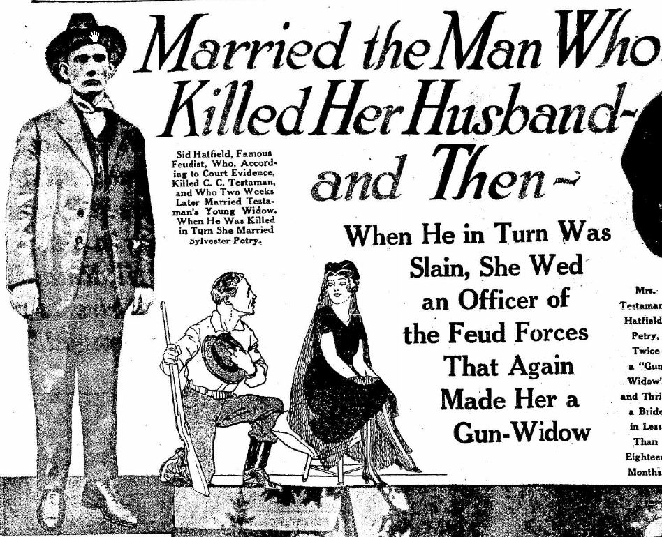 Married the Man Who Killed Her Husband and Then