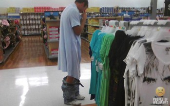 17 Photos That Prove That Walmart Is Another Planet!