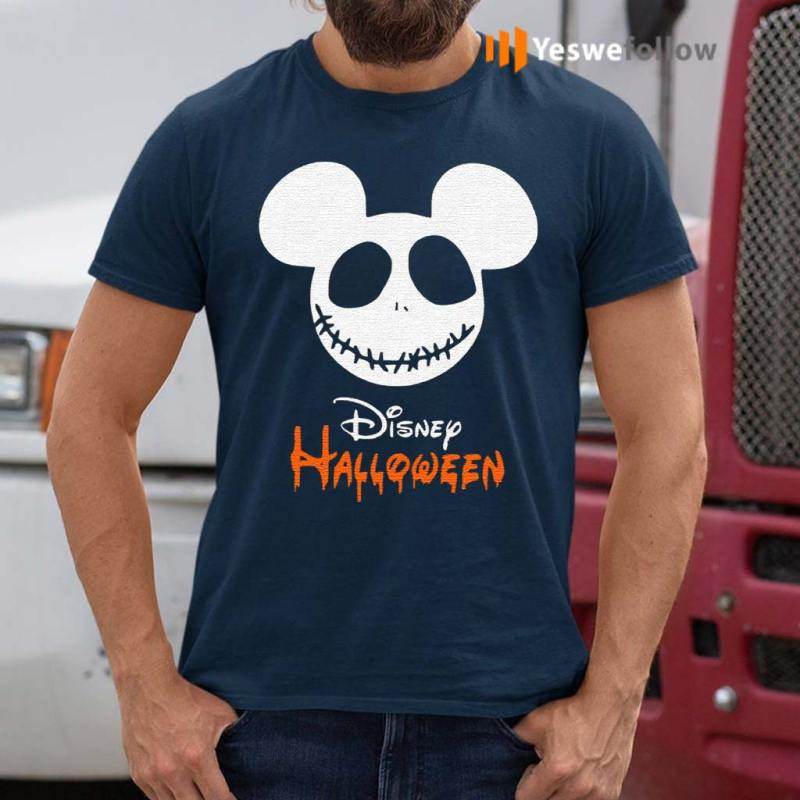 Disney-Logo-Mickey-Mouse-Halloween-T-Shirt