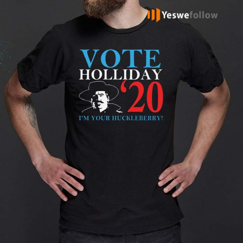 Doc-Holliday-2020-I'm-Your-Huckleberry-Shirts