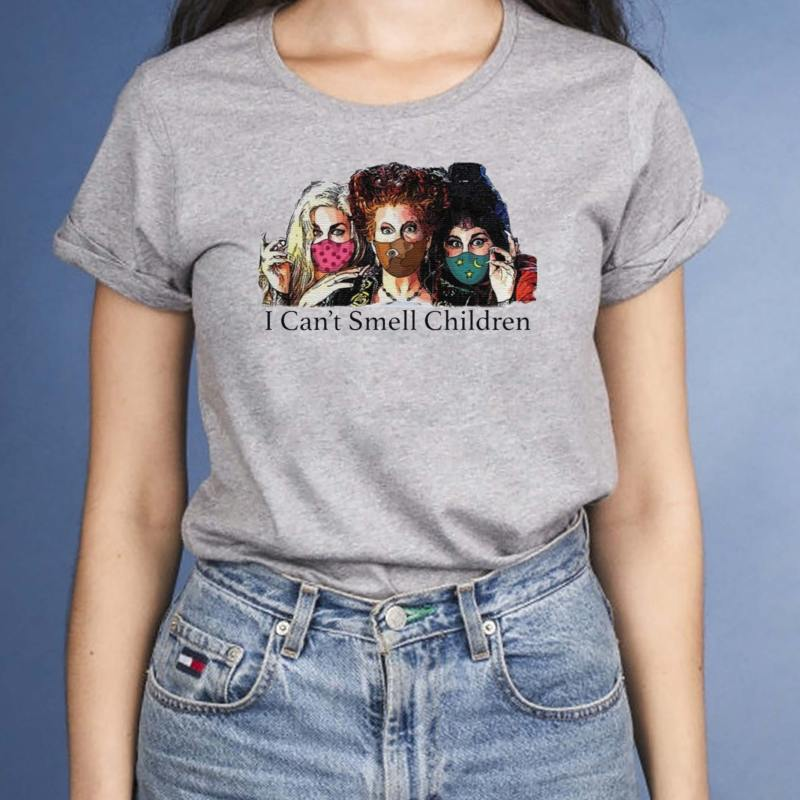 Hocus-Pocus-I-can't-smell-children-tshirt