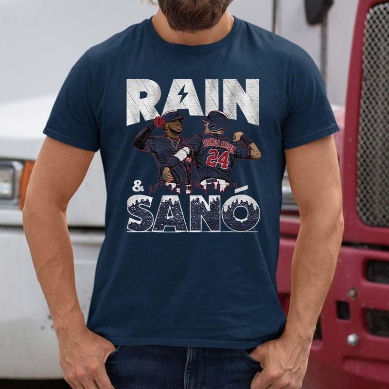 Miguel-Sanó-and-Josh-Donaldson-T-Shirt