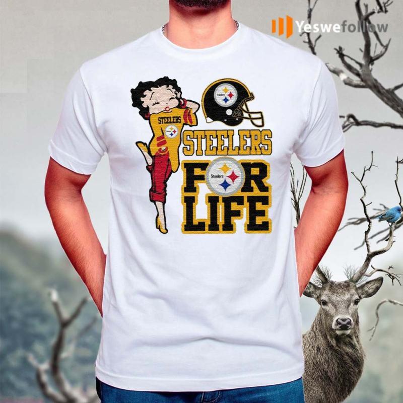Pittsburgh-Steelers-Girl-for-life-shirt
