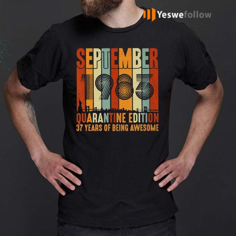 Quarantine-Edition-Vintage-September-1983-37Th-Classic-T-Shirts