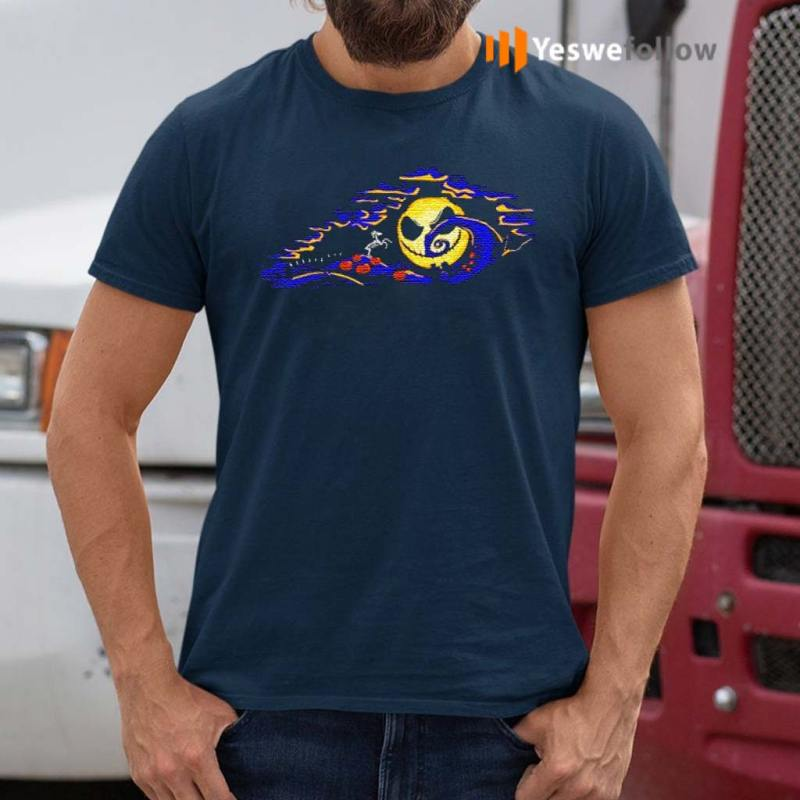 The-Jack-Kentuckington-Before-Nightmare-Christmas-shirts