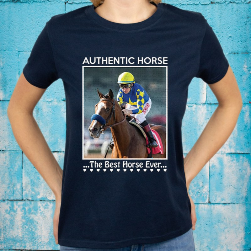 authentic horse T Shirts