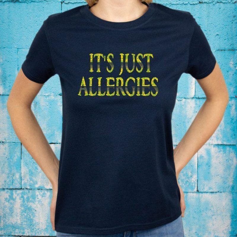funny shirt social distancing T-Shirts