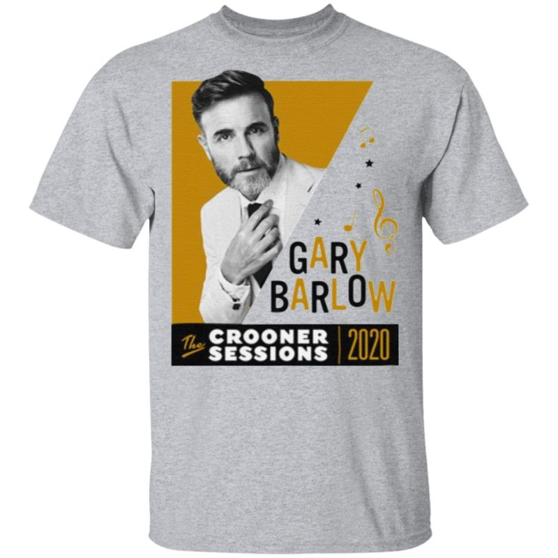 Gary Barlow The Crooner Sessions TShirt
