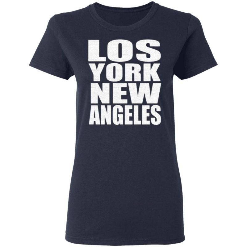 Los York Shirt Los York New Angeles T-Shirt