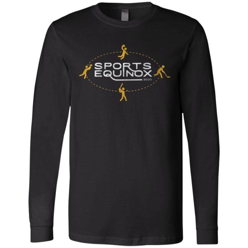sports equinox 2020 t shirt