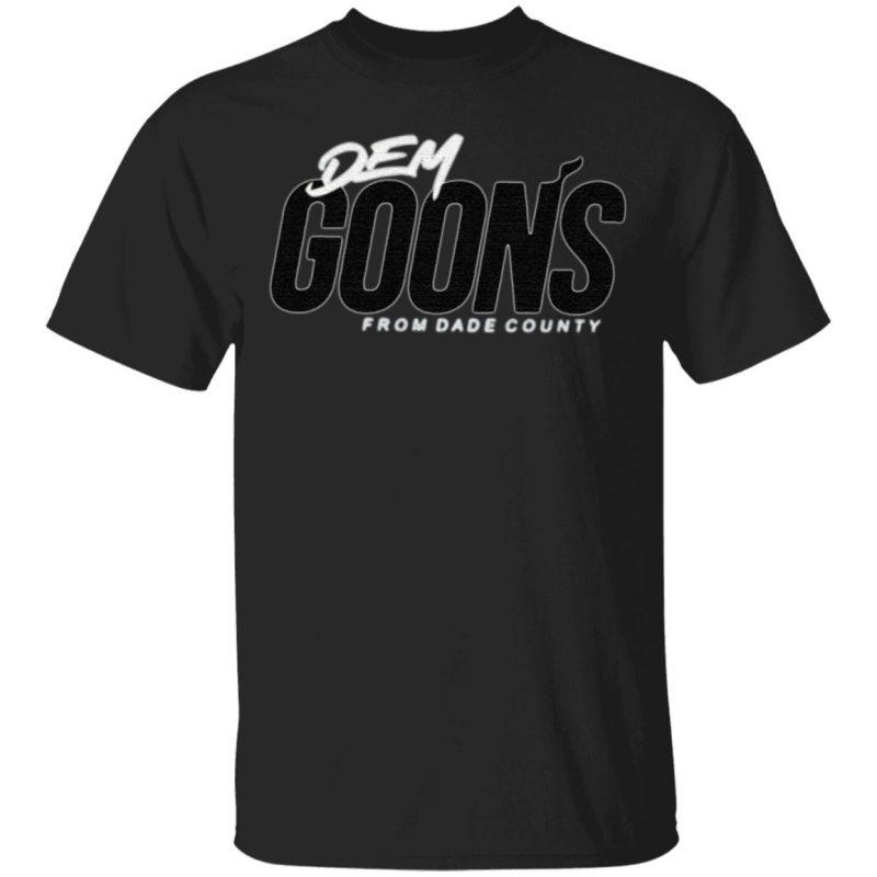 Kendrick Perkins Dem Goons T Shirt