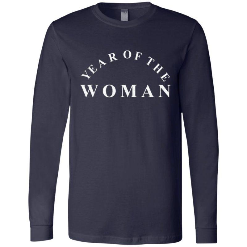 Year Of The Women T Shirt