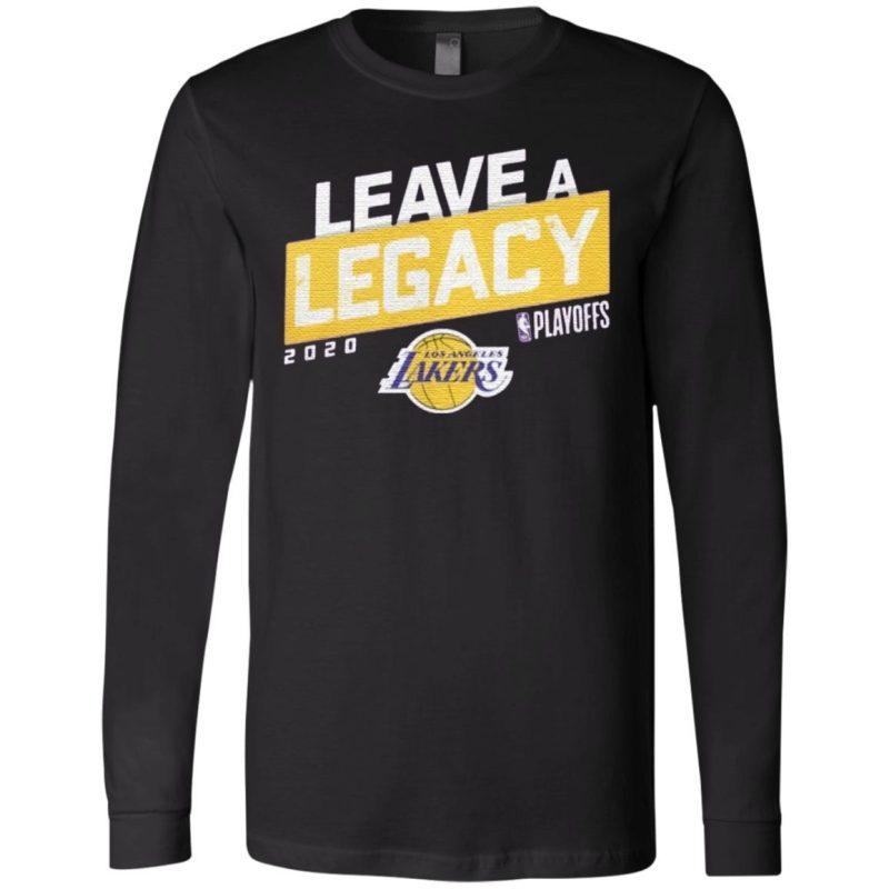 Los Angeles Lakers 2020 NBA Playoffs T-Shirt