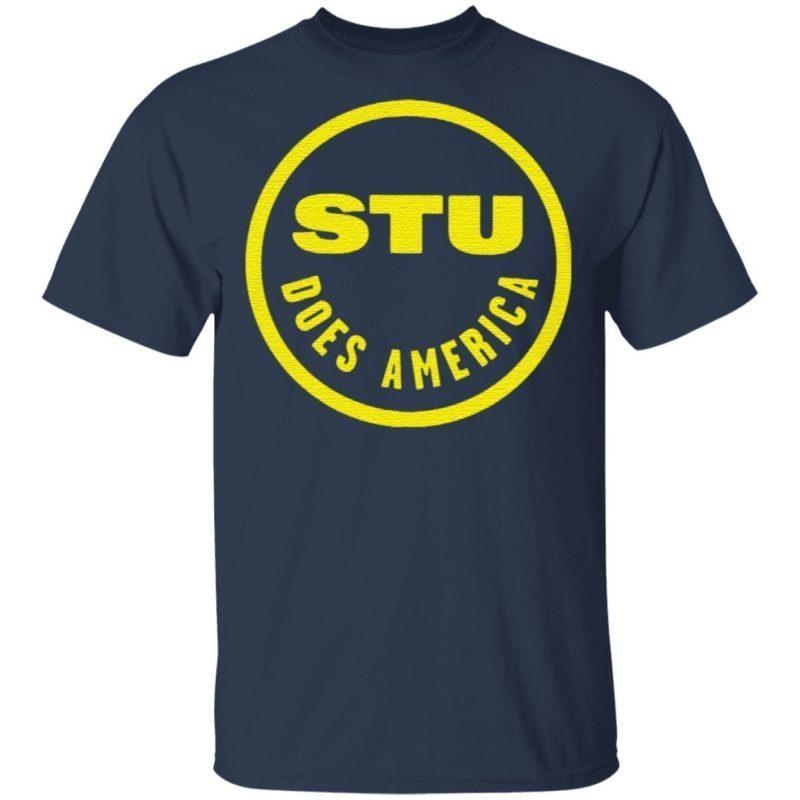 stu does america t shirt