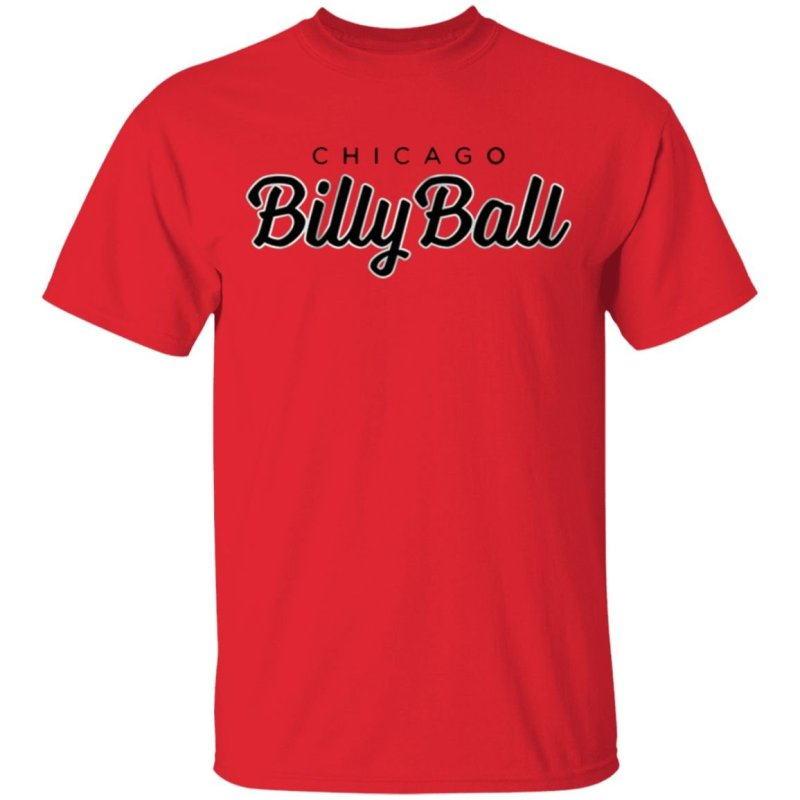 Chicago Billy Ball T Shirt