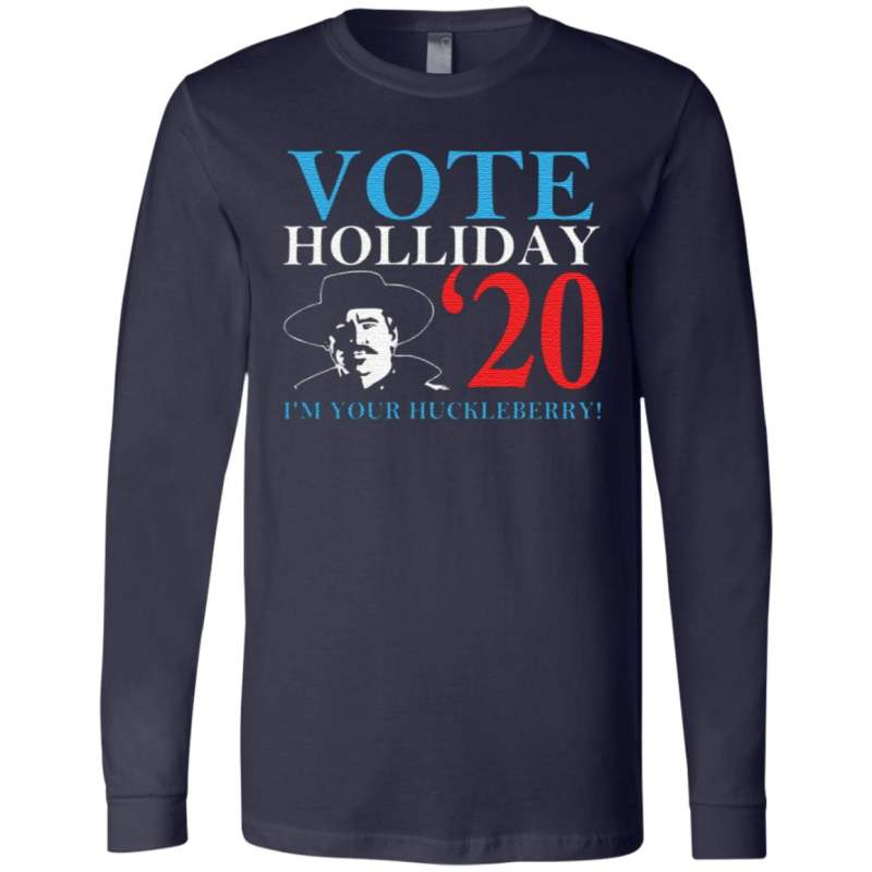 Doc Holliday 2020 I'm Your Huckleberry T Shirt