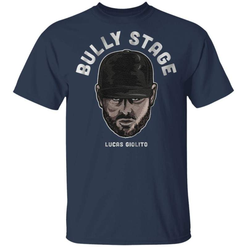Bully Stage Lucas Giolito T Shirt
