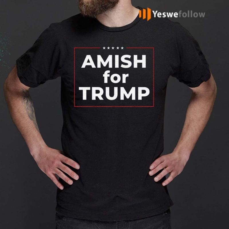 Amish-For-Trump-T-Shirt